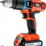 BLACK+DECKER EGBL188KB Accu Klopboormachine