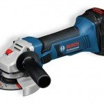 Bosch GWS 18 accu haakse slijper