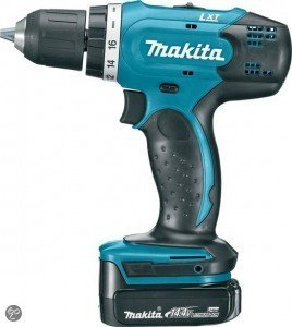 Makita DDF343SHE Accuboormachine