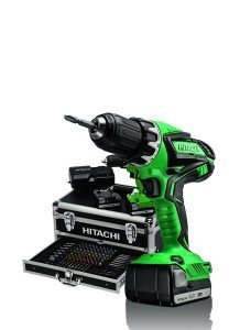 Hitachi DS14DJL Boormachine