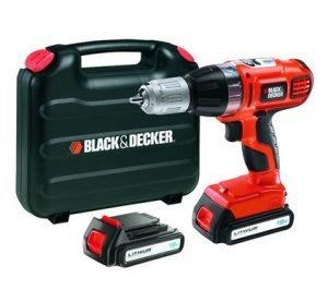 black decker ASL188KB Accuboormachine