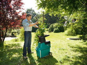 Hakselaar tuin